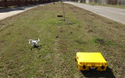 Drone Use in Urban Forestry